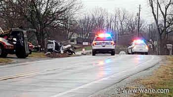 Police investigate crash on Decatur Rd.