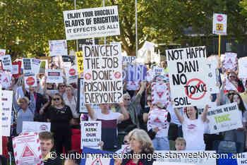 Soil fight not over   Sunbury & Macedon Ranges - Star Weekly