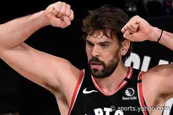 Marc Gasol knows exactly why he'll fit in with LeBron James and the Lakers