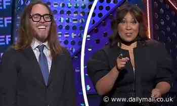 Tim Minchin shocks viewers as he drops the F-bomb at the ARIA Awards 2020
