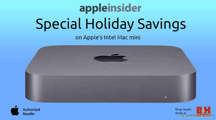 Flash deals: save $250 on Apple's Intel Core i7 Mac mini