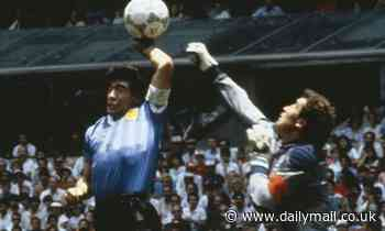PETER SHILTON: Diego Maradona had greatness, but no sportsmanship