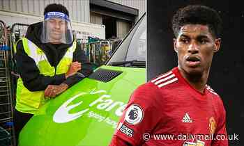 Marcus Rashford misses out on Sports Personality of the Year but will receive a special award