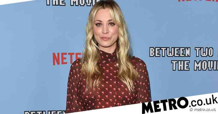 Kaley Cuoco has sweet message for The Big Bang Theory fans ahead of Flight Attendant premiere