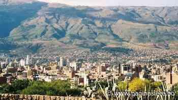 Observatorio de San Calixto reporta sismo de 3,5 en Cochabamba - Pagina Siete
