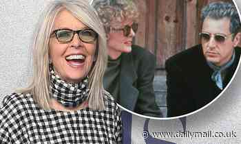 Diane Keaton gushes about the newly recut Godfather Part III: 'It was a dream come true'