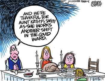 Marshall Ramsey: Thankfulness
