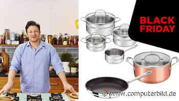 Black Friday: Jamie Oliver Pfannen und Töpfe im Angebot – die Infos!