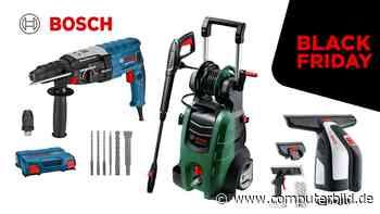 Black Friday Werkzeug: Bosch-Tools im Angebot