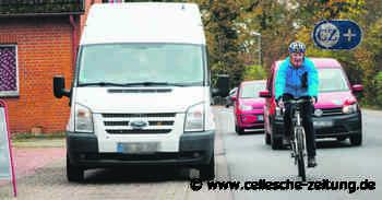 Falschparker an Ahnsbecker Straße in Lachendorf gefährden Radfahrer - Cellesche Zeitung