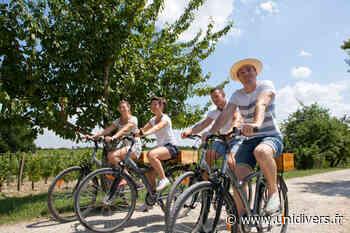 Visiter les Châteaux à vélo ! jeudi 1 juillet 2021 - Unidivers