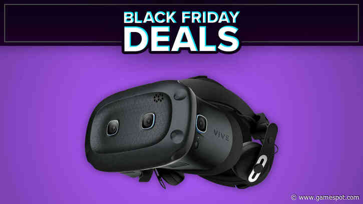 Best Black Friday VR Deals: Oculus, HTC Vive, And PSVR