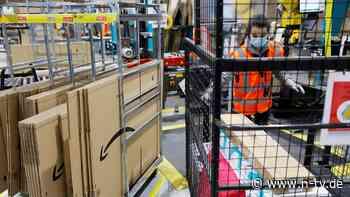 """Kurz vorm """"Black Friday"""": Verdi ruft zu Streiks bei Amazon auf"""