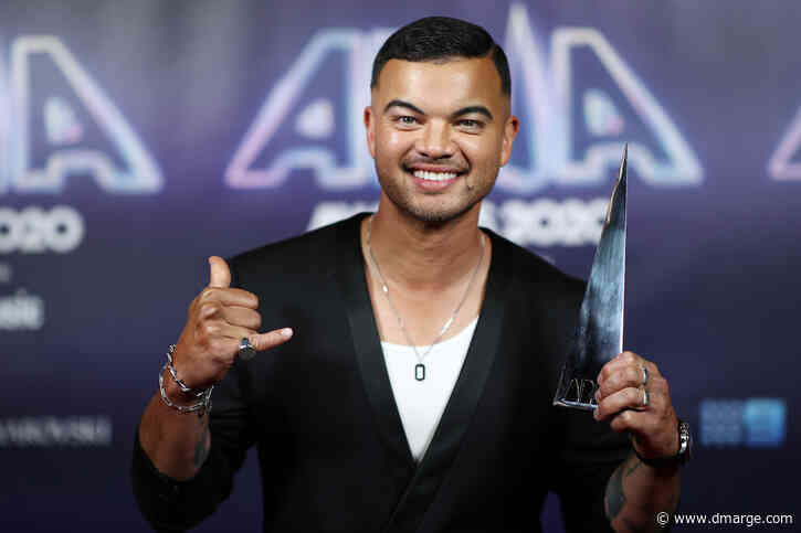 Guy Sebastian's ARIA Watch Flex Highlights How Australian Celebrities Are Subtle Style Leaders