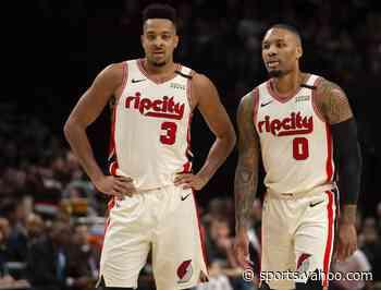 CJ McCollum responds to rookie Anthony Edwards calling out Damian Lillard's rap game