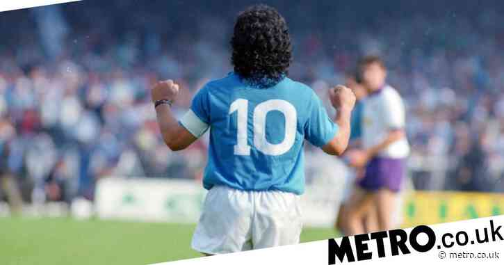 Andre Villas-Boas demands no.10 shirt is retired from football for Diego Maradona