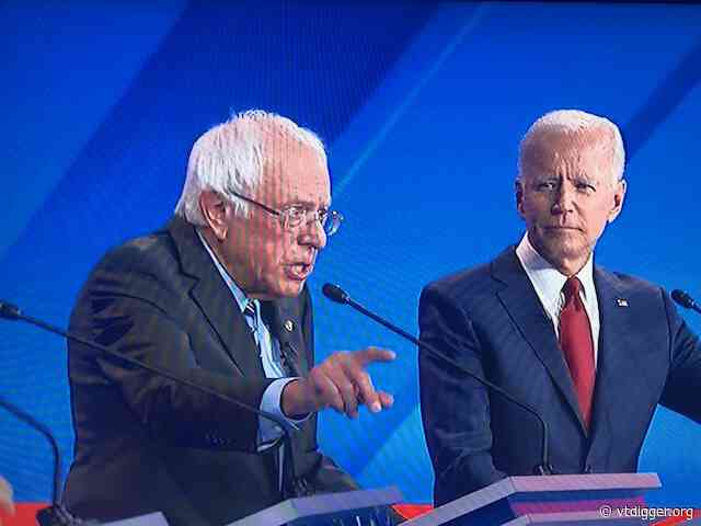Biden signals that Sanders should stay in the Senate