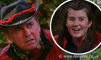 I'm A Celebrity UK 2020: Shane Richie SEETHING as viewers vote for him to take on his third trial