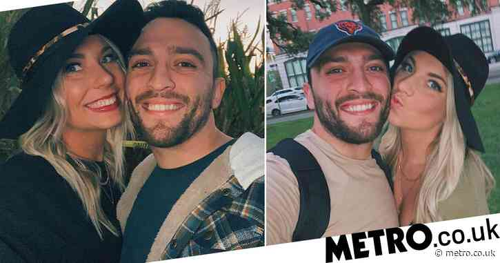 Love Is Blind star Mark Cuevas engaged to girlfriend Aubrey Rainey weeks after announcing pregnancy
