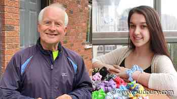 Sudburians Vince Perdue, Milena Raso presented with YMCA Peace Medals