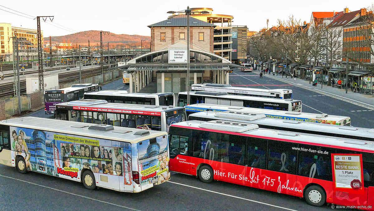 Aschaffenburg: Ein weiteres Jahr samstags Nulltarif im Stadtbus - Main-Echo
