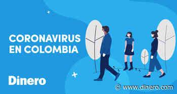 Colombia reportó 8.497 nuevos casos de coronavirus este miércoles - Dinero.com
