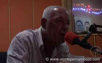 """Carpina: """"Eu sou vereador independente"""" afirma vereador eleito Kakai - Voz de Pernambuco"""