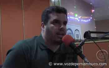 Diogo Prado defende unidade da oposição em Carpina - Voz de Pernambuco