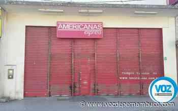 Suspeita de furto a estabelecimento comercial foi presa em Carpina - Voz de Pernambuco