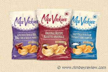 Miss Vickie's chips recalled in Eastern Canada were also shipped west - Rimbey Review
