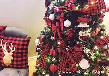 Sylvan Lake resident auctioning decorated Christmas trees to help local charities - Rimbey Review
