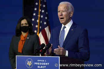 Biden transition gets government OK after Trump out of options - Rimbey Review
