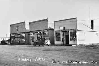 Cheers to the next 100 years! - Rimbey Review