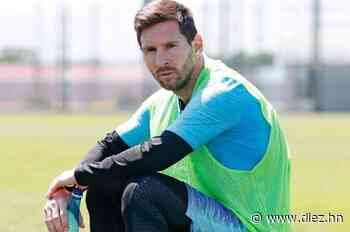 ''Creía que Cristiano Ronaldo era el más fuerte del mundo, pero cuando vi entrenar a Messi pensé en retirarme'' - Diez.hn