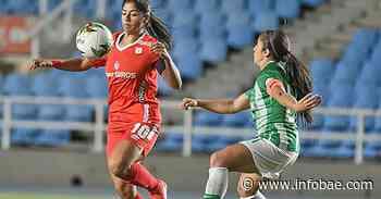 Atlético Nacional contra América de Cali, el plato fuerte de la jornada de cuartos de final en la Liga Femenina - infobae