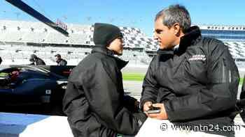 Así fue el fuerte accidente del hijo de Juan Pablo Montoya en la Fórmula 4 - NTN24