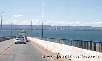 Ponte da Amizade e da Integração terá tráfego regulado para nova etapa da obra de revitalização - Jornal do Tocantins
