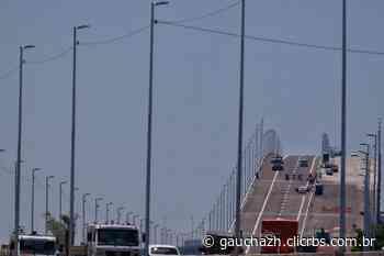 Nova ponte do Guaíba e a possibilidade de inauguração em 15 dias; veja o vídeo - GZH