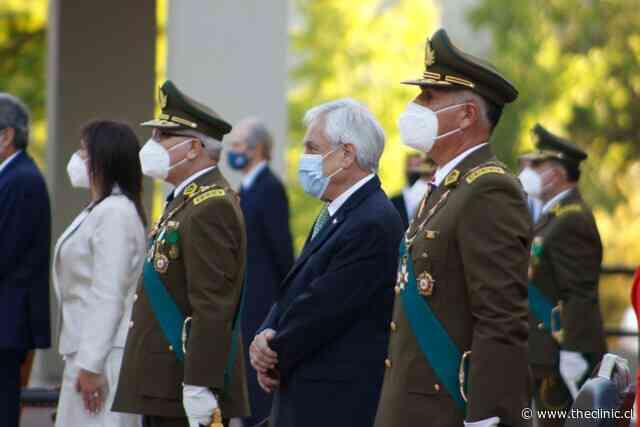 """Piñera afirma que """"no es justo"""" que la ciudadanía exija a Carabineros cumplir con su deber """"si al mismo tiempo no entrega ese respaldo"""""""
