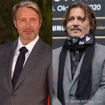 Mads Mikkelsen to Replace Johnny Depp in Fantastic Beasts 3