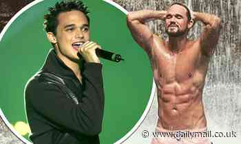 Gareth Gates admits fans still prefer him as 'skinny beanpole' despite getting in shape