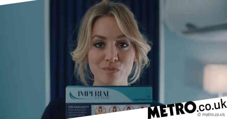 The Flight Attendant: Who is in the cast of the HBO Max series alongside Kaley Cuoco?