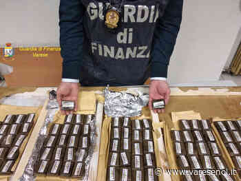 Luino, padre e figlia svizzeri fermati alla dogana con cinque chili di hashish nascosti nel camper - VareseNoi.it
