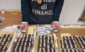 Luino, 5 chili di hashish nel camper: arrestati padre e figlia - Luino Notizie