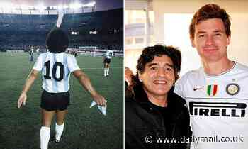 Andre Villas-Boas says FIFA should retire the No 10 shirt as a tribute to Diego Maradona