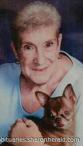 Charlotte Hamilton   Obituary   The Sharon Herald - Sharonherald