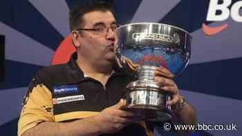 Jose de Sousa : Former kitchen fitter wins Grand Slam of Darts