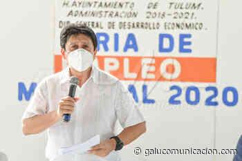 Oferta más de 100 vacantes la Primera Feria del Empleo en Tulum - Galu