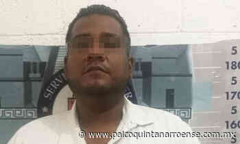 Por no pagar pensión familiar, detienen a sujeto en Tulum - Palco Quintanarroense