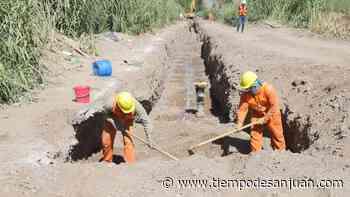 Cuántos puestos de trabajo involucra el acueducto Gran Tulum y cuántos prevén sumar - Tiempo de San Juan